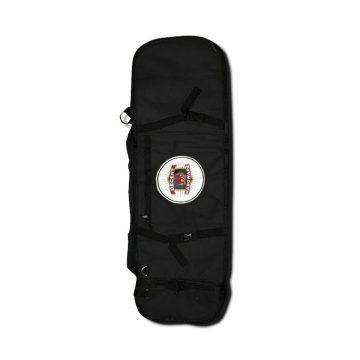 decent boardbag svart