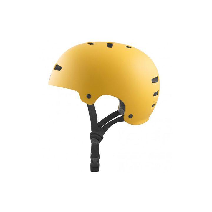 TSG Helmet Evolution Satin Mustard Hjälm