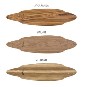 Urskog Kvist longboard