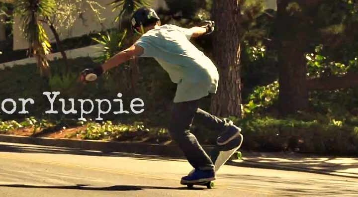 Junior Yuppie: Skate i blodet