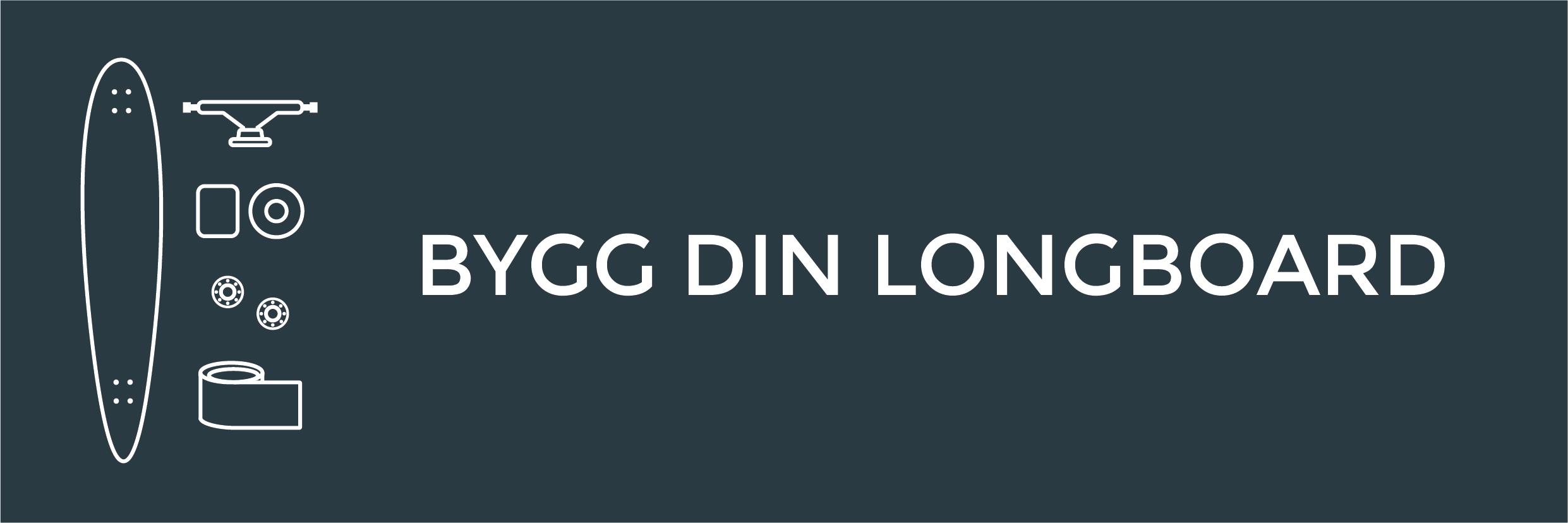 Bygg din longboard