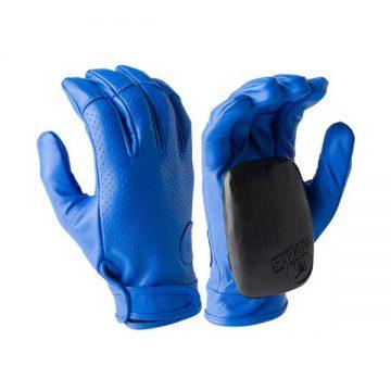 Sector 9 driver glove blå
