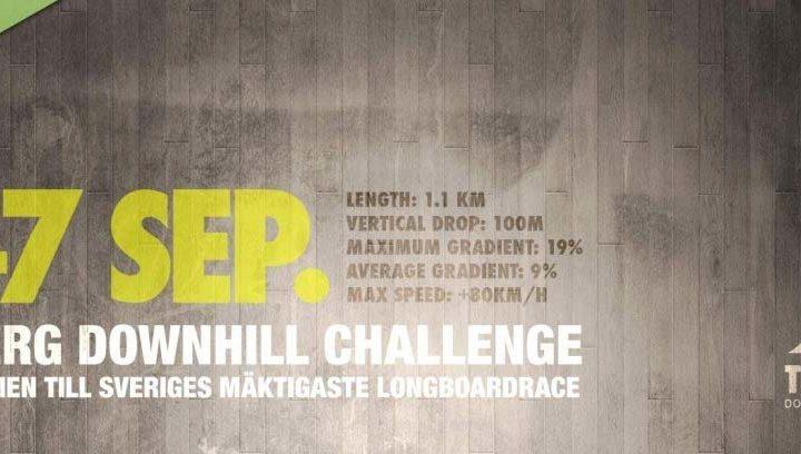 Race-tickets till Taberg Downhill Challenge nu tillgängliga!