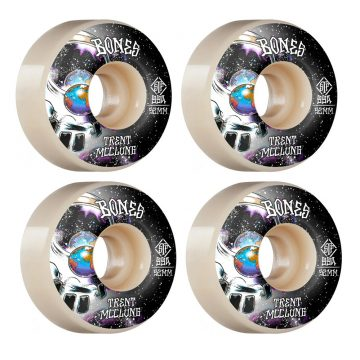 Bones STF McClung Unknown v1 52mm White Skateboard Wheels