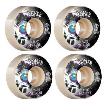 Bones STF McClung Unknown v1 52mm White Skateboard Wheels