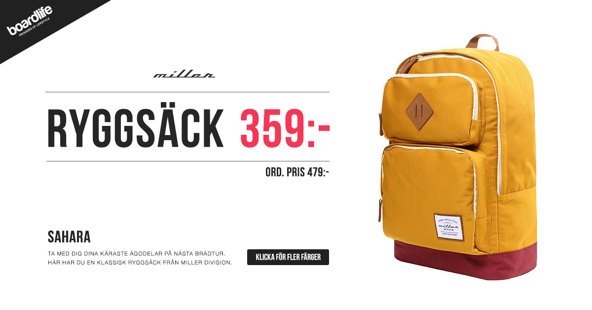 Miller Backpacks
