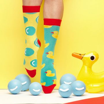Sammy Icon ducks skate socks