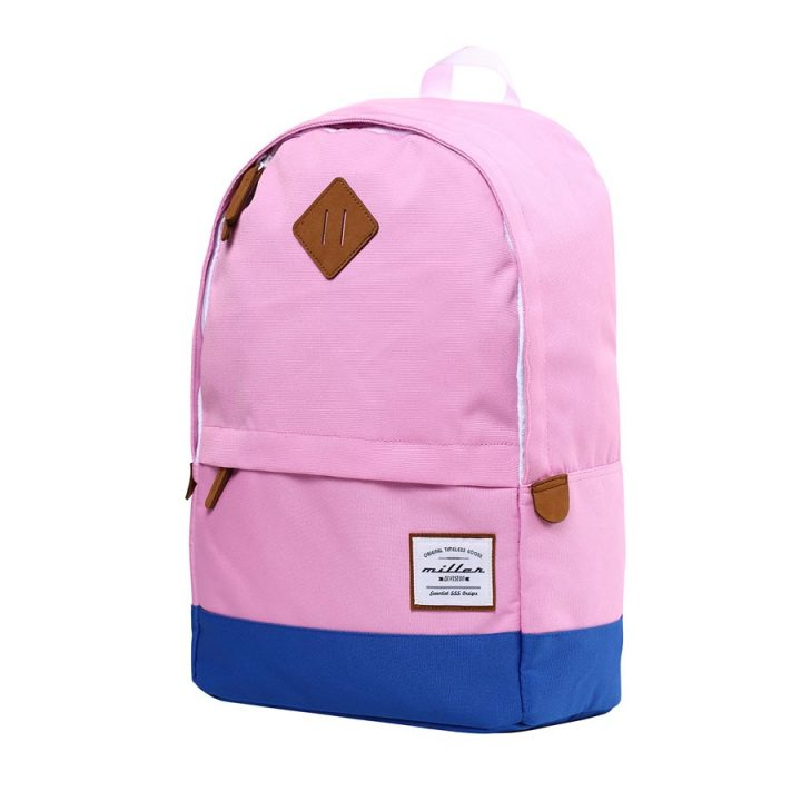 Miller Division - Classic Pink