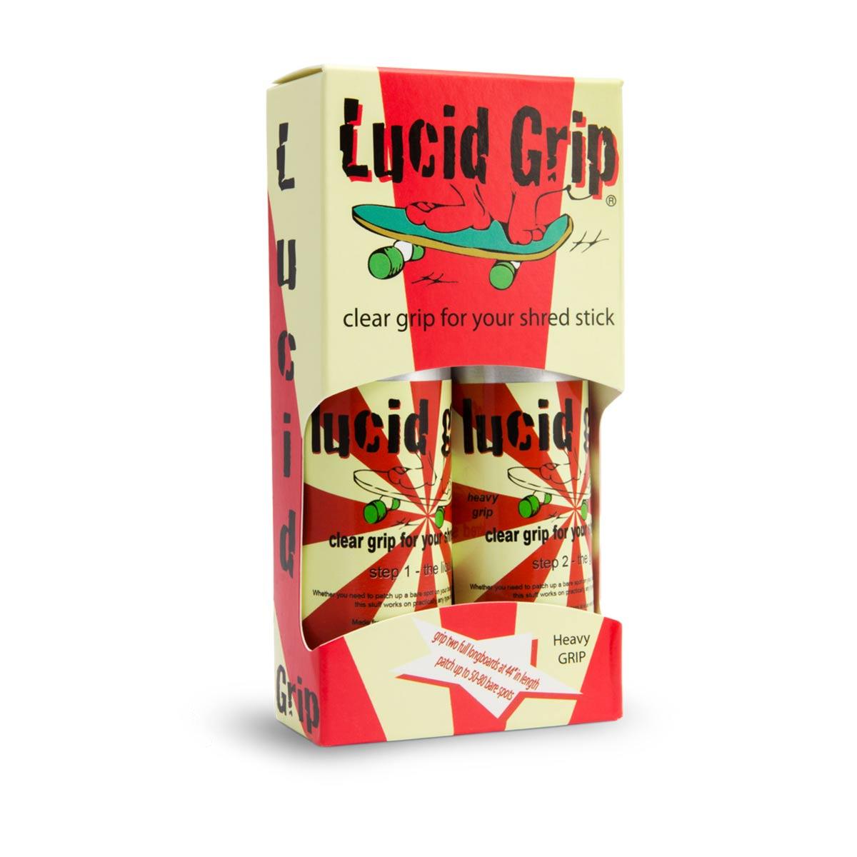 Lucid Spray-On Grip - heavy grip