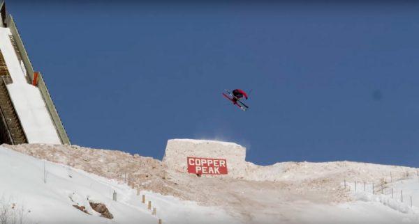 Sammy Carlsson - Ski Jump