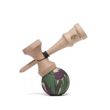 Heartwood Kendama Camo Classic side