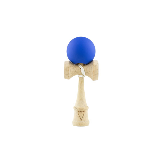 Krom Kendama Mini Rubber - Blue