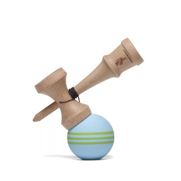 Heartwood Kendama Pinstripe Earth side
