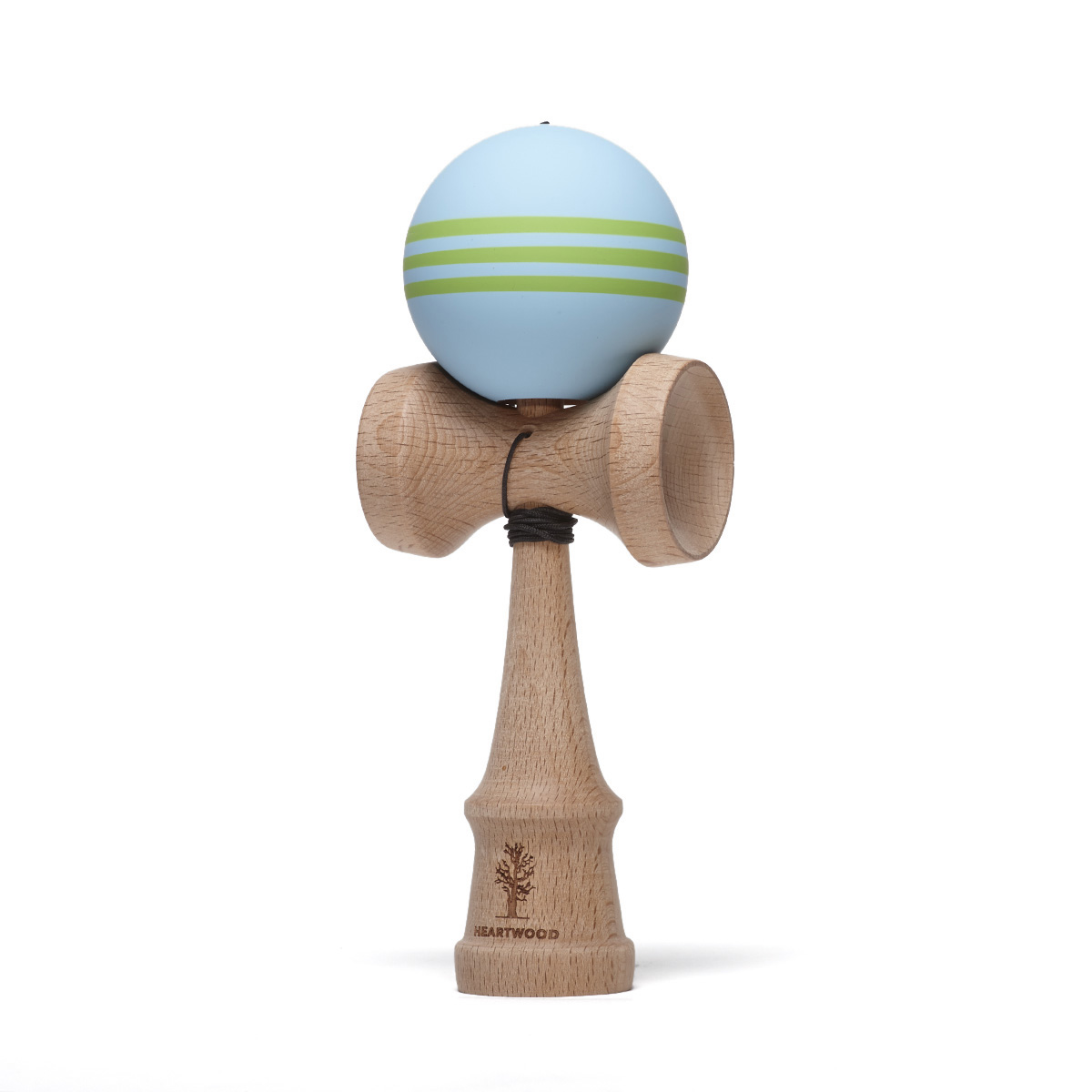Heartwood Kendama Pinstripe Earth