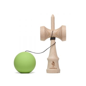 Heartwood Kendama Solid Leaf unmounted