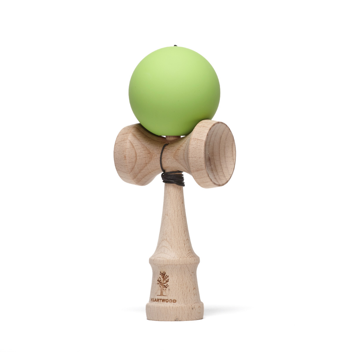 Heartwood Kendama Solid Leaf