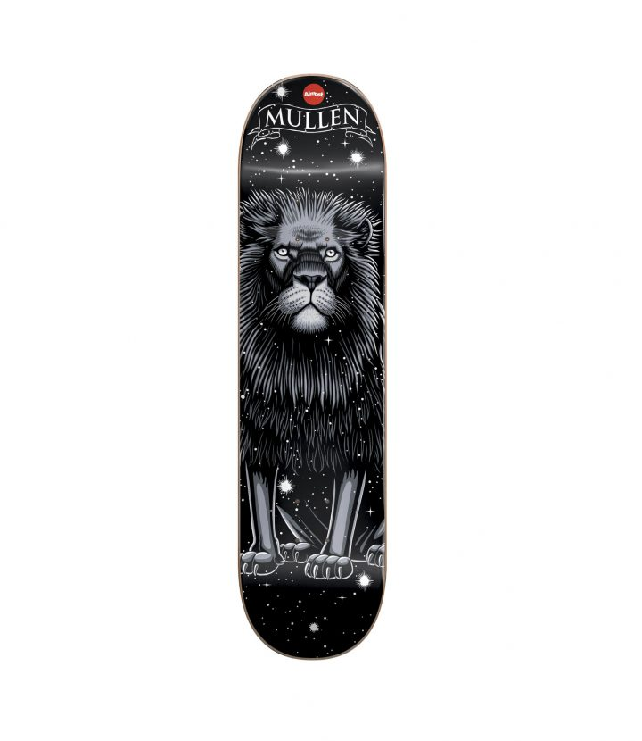 Almost Skateboards Mullen Rodney Zodiac R7 8 Deck