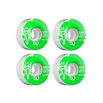 Bones 53mm 100'S skateboardhjul