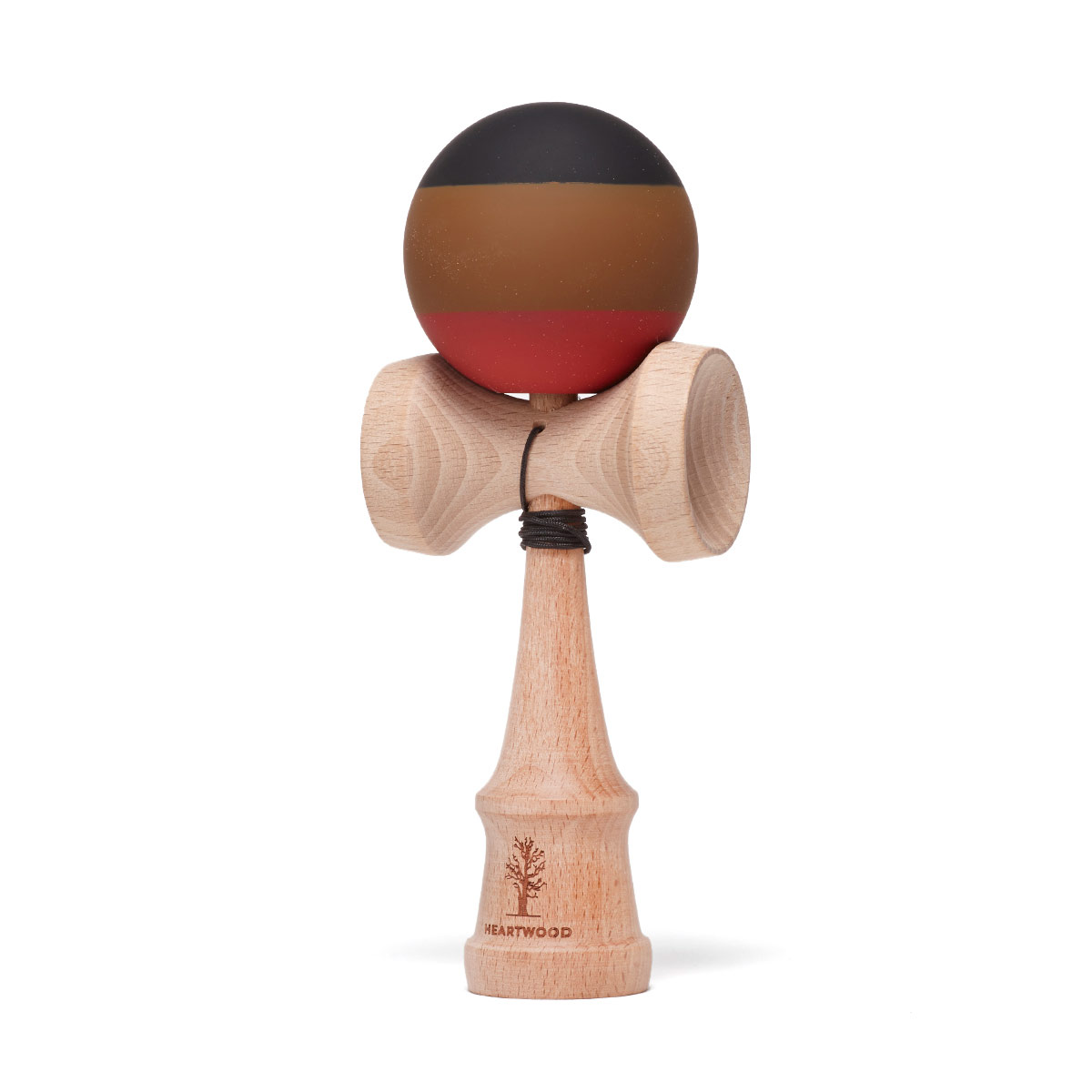 Heartwood Kendama Stripe Soil