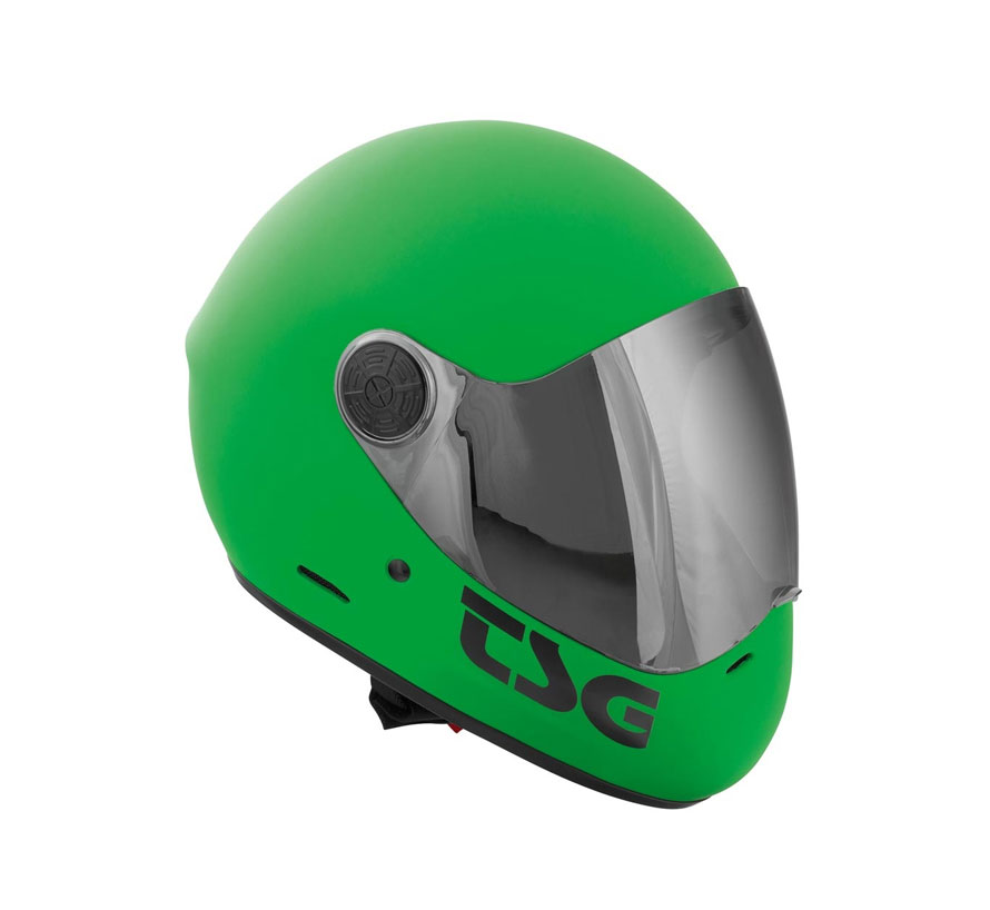 TSG Pass Flat Green