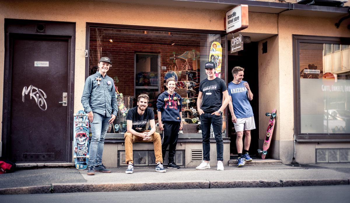 Boardlife Street Store - Skatebutik Jönköping