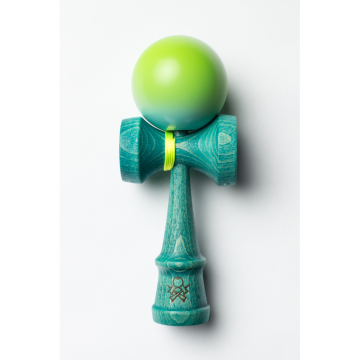 Sweets Kendamas F3 Low Fade Combo-Tidal Pool