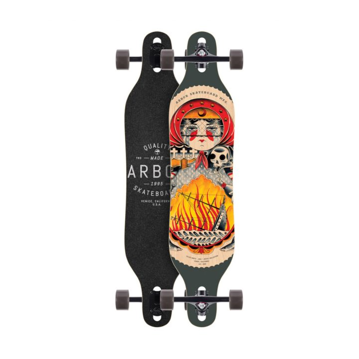 Arbor Skateboards Axis Artist Collection 2016