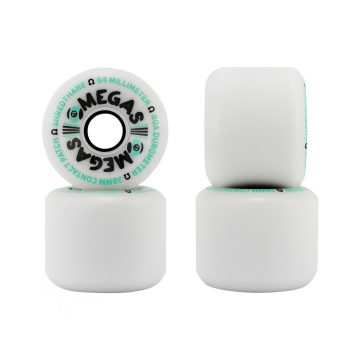 Boardlife Sector9 Omegas 80a White