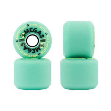 Sector9 Omegas 64mm 80a - Green