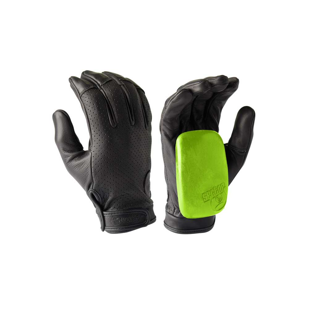 Sector 9 Driver II Gloves Black