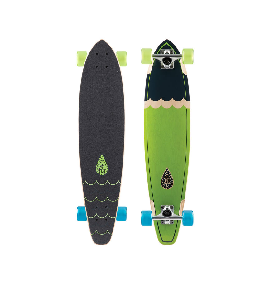 Sector 9 Highline Green