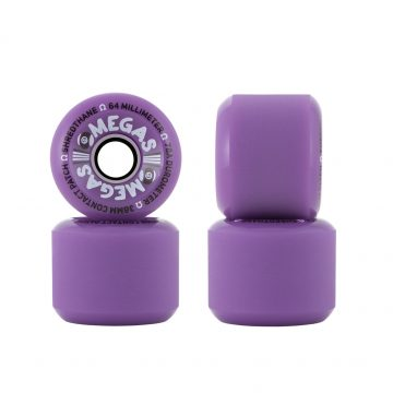 Sector 9 Omegas 64mm 78a - Purple