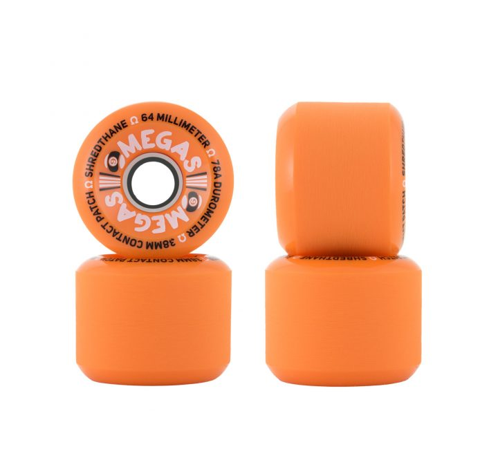Sector 9 Omegas 64mm 78a - Orange