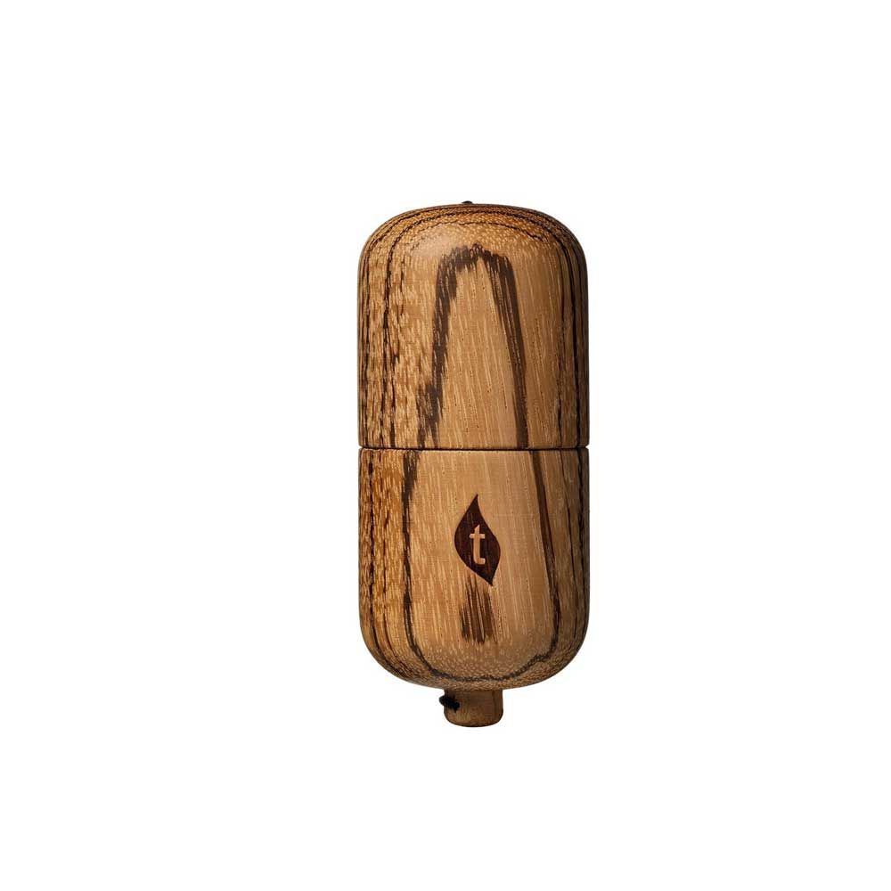 Terra Kendama - The Pill - Exotic - Natural Zebrano