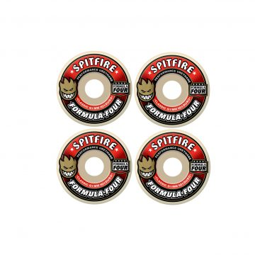 "Spitfire - Wheels FORMULA FOUR ""CLASSIC 101 DU"" - 54MM"