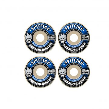 "Spitfire - Wheels FORMULA FOUR ""CLASSIC 99DU"" - 52MM"