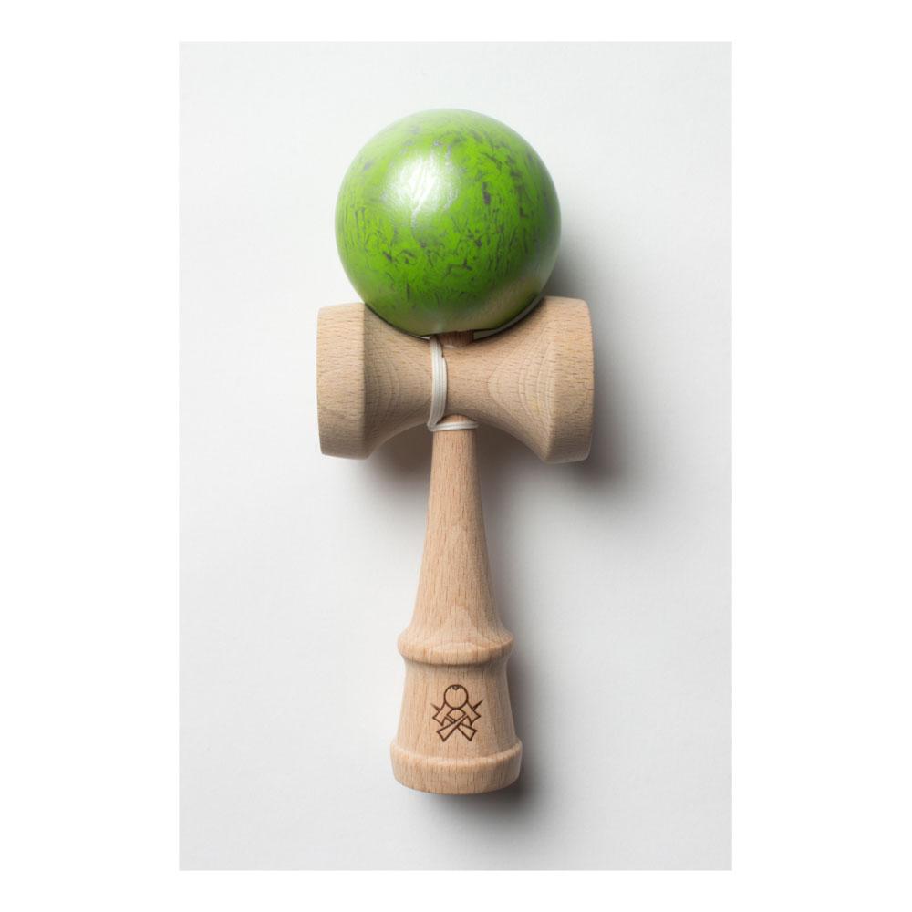 Sweets Kendamas F3 Haze GREEN/SILVER CUSHION