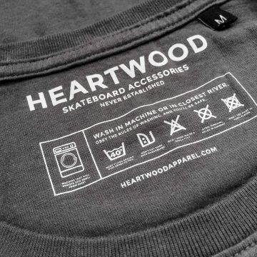 Heartwood Kendama T-Shirt Grå