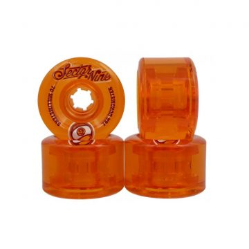 Sector 9 Topshelf 70mm 78A CS Orange