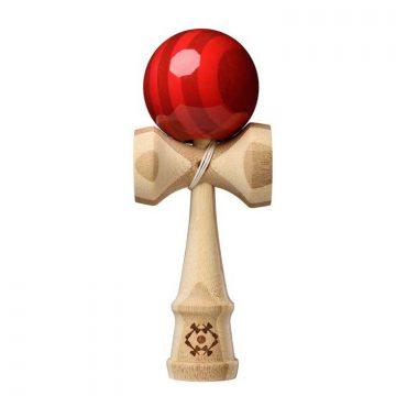 Tribute Kendama - Bamboo - Red
