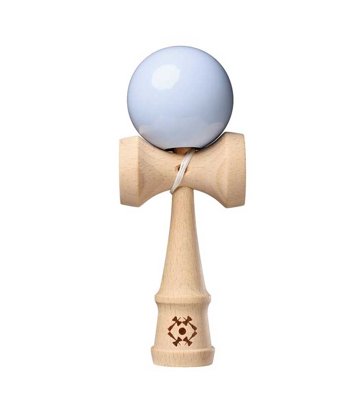 Tribute Kendama - Super Stick - Glacier White