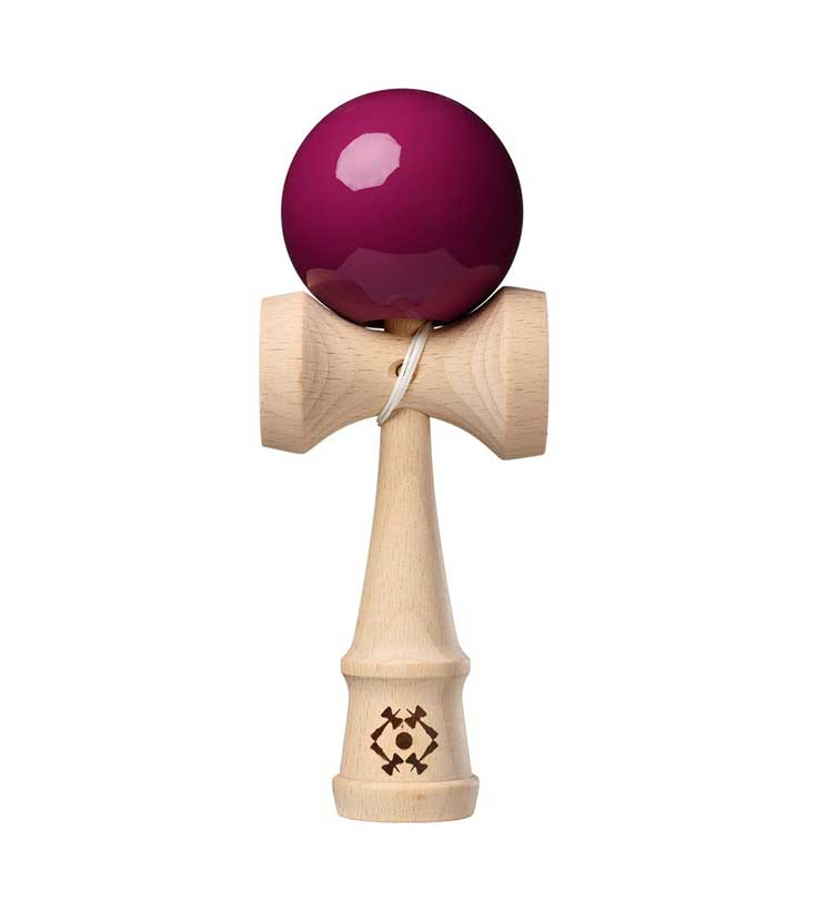 Tribute Kendama - Super Stick - Merlot