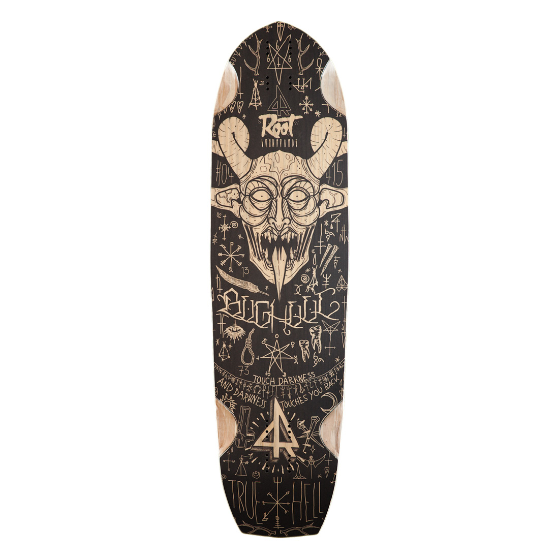 Root Longboards Bughuul