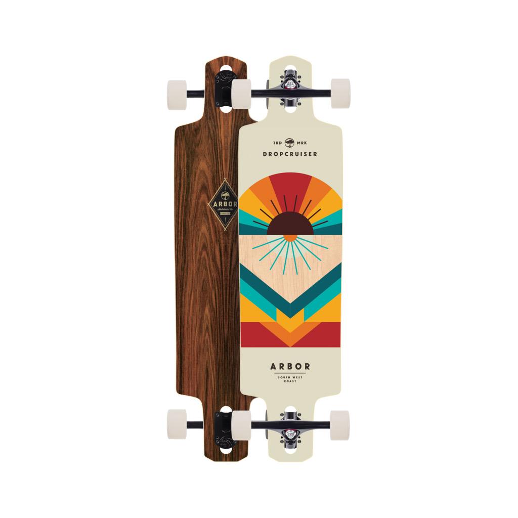 Arbor Skateboards Dropcruiser Flagship Premium