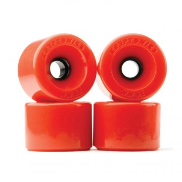 Kryptonics Star Trac Wheel 55mm 78a Red