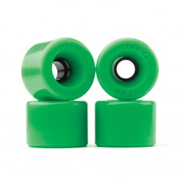 Kryptonics Star Trac Wheel 55mm 86a Green