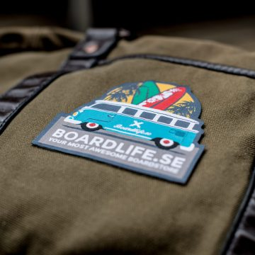 Boardlife Sticker Patch 2016 Folkabuss