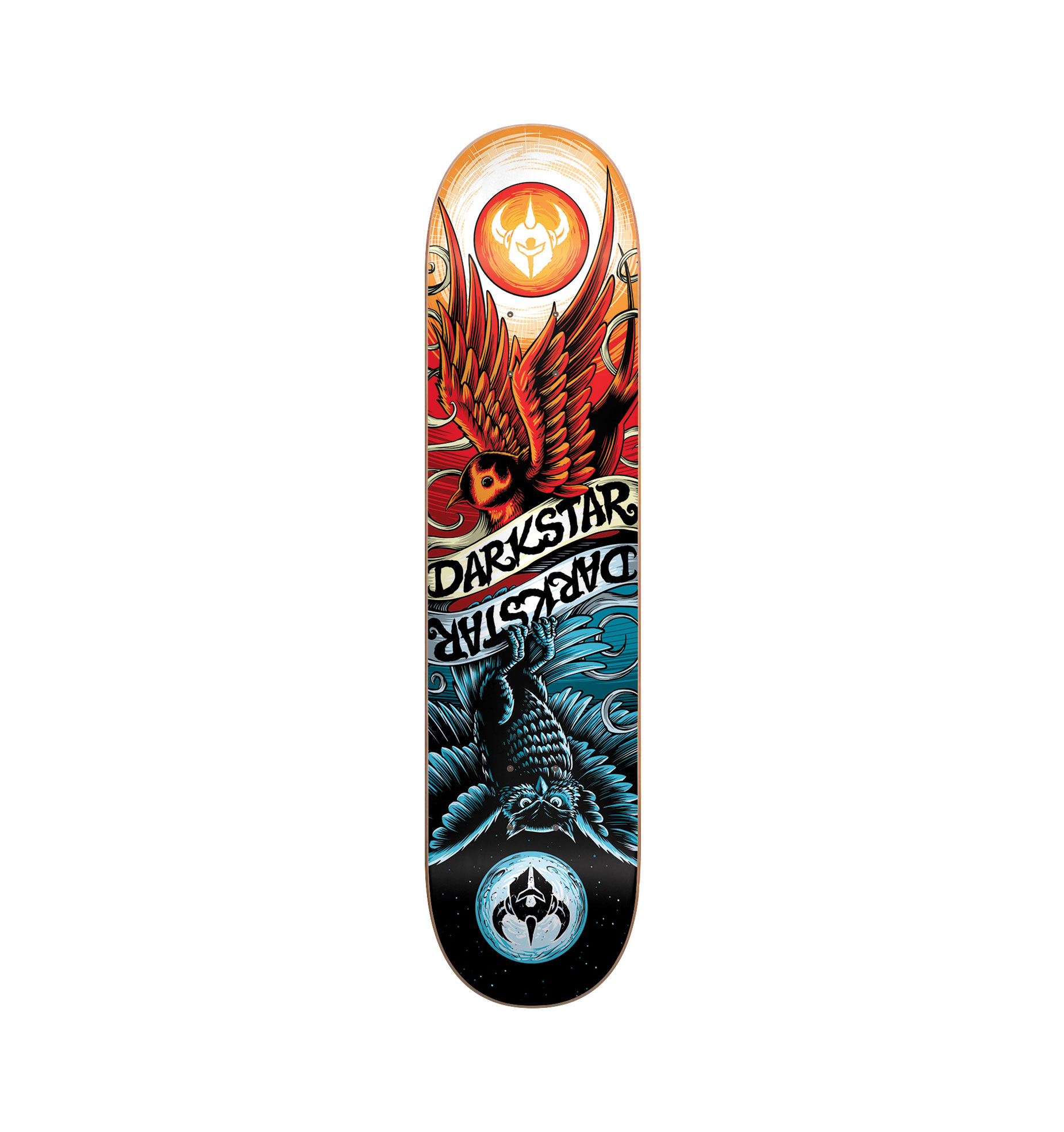 Darkstar Early Bird deck