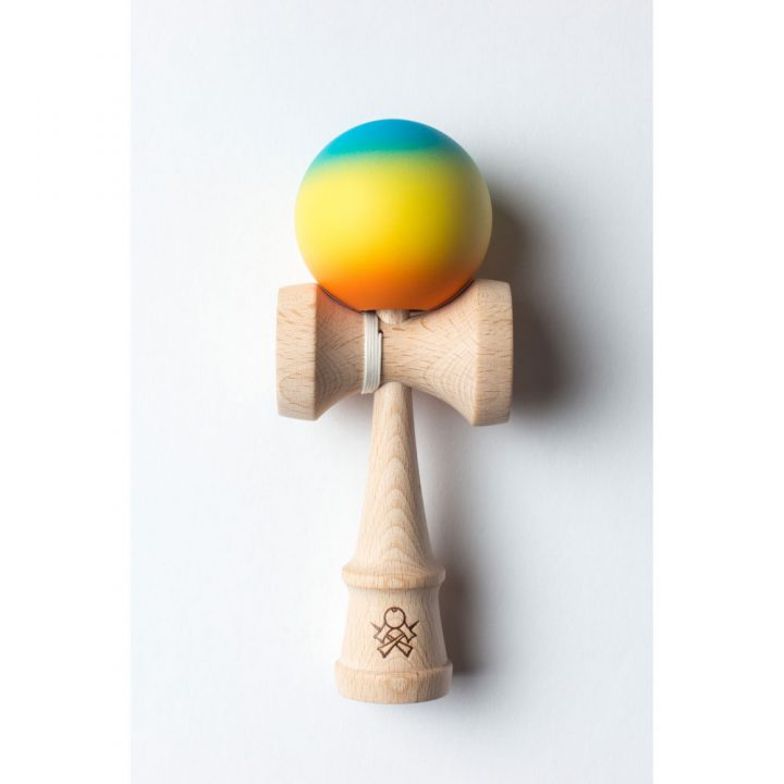 Sweets Kendamas F3 Canary Fade Cushion
