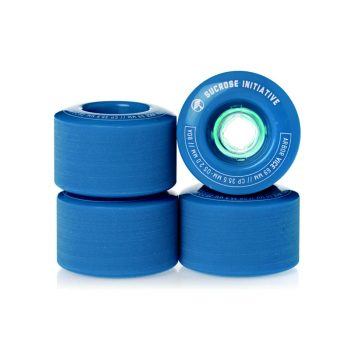 Arbor Collective Vice 80a blue longboard wheels 69mm